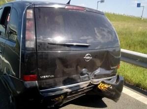 Lugoj Expres accident A1 5