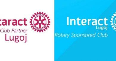 Lugoj Expres Noi conduceri, la Interact și Rotaract Lugoj Rotary Lugoj Rotary Rotaract Lugoj Rotaract proiecte mandat Lugoj Interact Lugoj Interact conducere an rotarian