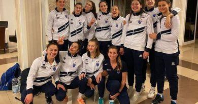 Lugoj Expres CSM Lugoj a început returul Diviziei A1 cu o victorie: 3-2 cu Dinamo volei feminin volei victorie Divizia A1 Dinamo București CSU Belor Galați CSM Volei Alba BBlaj CSM Târgoviște CSM Lugoj clasament