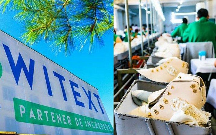 Lugoj Expres Societatea lugojeană Witext SA - trei decenii de activitate Witext SA tradiție Ioan Ambruș încălțăminte firma lugojeană confecții angajați activitate 30 de ani
