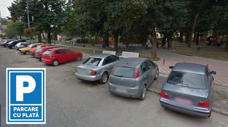 Lugoj Expres Lugojul va trece la sistemul de parcare cu taxă ridicarea mașinilor parcări Lugoj parcări de reședință parcări cu taxă parcări cu plată Claudiu Buciu
