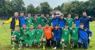 Lugoj Expres Performanță! Echipa de fotbal juniori U17 a CSȘ Lugoj, între primele 8 formații ale României turneul final primele 8 formații performanță fotbal U17 fotbal CSȘ Lugoj CN U17 campionatul național