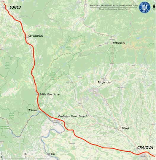 Lugoj Expres Drumul de mare viteză Lugoj - Craiova tinde să devină realitate șosea rapidă proiectare Oltenia ministrul Transporturilor Lugoj licitație fonduri europene drum expres drum de mare vieză CRaiova Cătălin Drulă Banat Autostrada