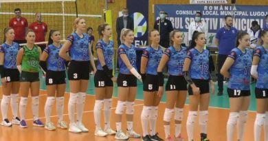 Lugoj Expres CSM Lugoj - prima victorie în noua ediție de campionat voleibbalistele volei feminin prima victorie noua ediție de campionat formația lugojeană Divizia A1 CSM Lugoj CS Dinamo București