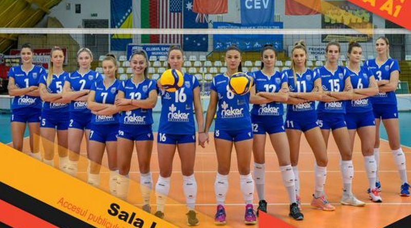 Lugoj Expres Divizia A1 de volei feminin: CSM Lugoj – Dinamo București volei feminin volei Lugoj Divizia A1 Dinamo București CSM Lugoj cea mai frumoasă echipă