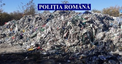 Lugoj Expres Activități ilegale! Gunoi adus din Italia, depozitat la Lugoj Oradea Lugoj gunoi Lugoj gunoi din Italia eliminarea deșeurilor dosar penal deșeuri activități ilegale