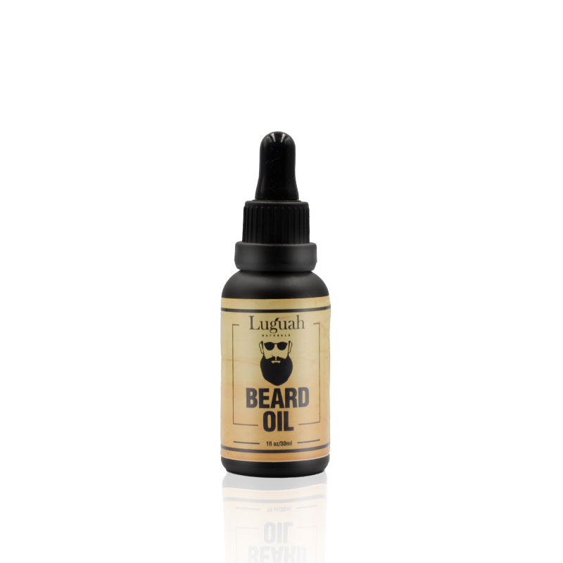 Luguah Naturals beard oil is the best beard growth oil, it combats itchiness and flakiness, and it is the best oil for grooming your beard to perfection.