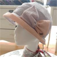 루이엘 <b><당신의 천사></b> 클로슈 니트모 간절기모자 여름용모자 예쁜모자 선물용모자 가벼운모자