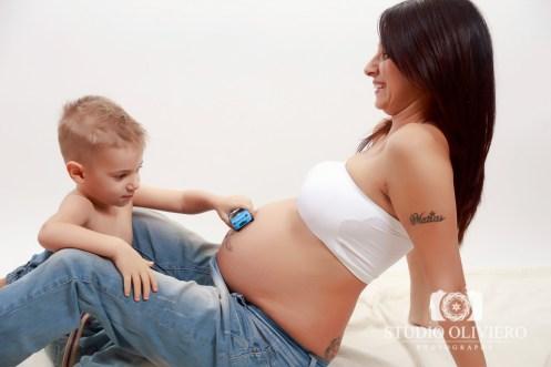 foto gravidanza - gioco