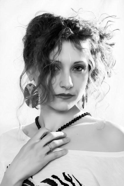 servizio fotografico in bianco e nero 3