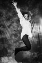 servizio fotografico in bianco e nero 13