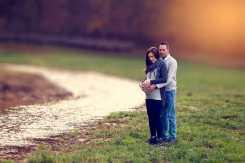 servizio fotografico gravidanza all'aperto a Reggio Emilia, Parma e Modena