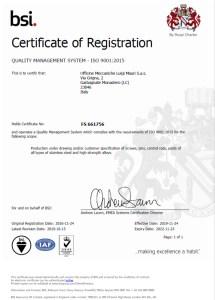 Officine Luigi Mauri_Certificazioni_BSI_700x990