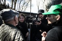 Foto Di Scena Luigi Scaglione at work