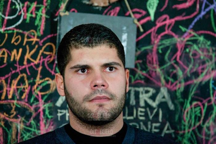 Salvatore Esposito - casting per Il Consneso 2011