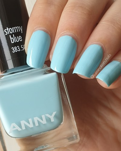 anny stormy blue