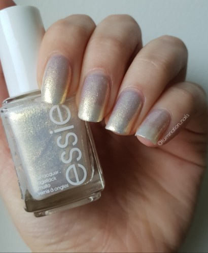 essie love at frost sight; twinkle in time