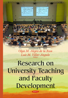 Research on university teaching