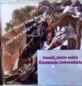 Cederón- Investigación sobre excelencia universitaria