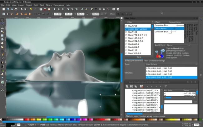 inkscape-0.48-blur
