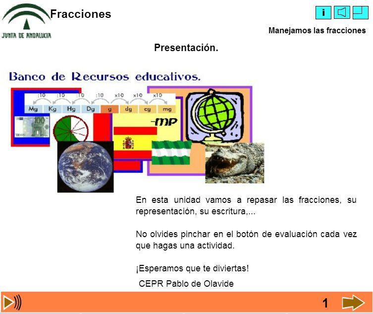TEMA 6: LAS FRACCIONES (2/6)