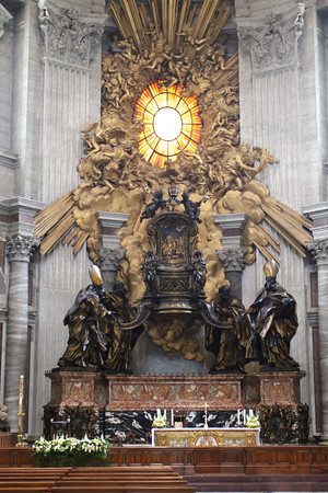 222 Feast of the Chair of St Peter  Luisa Piccarreta