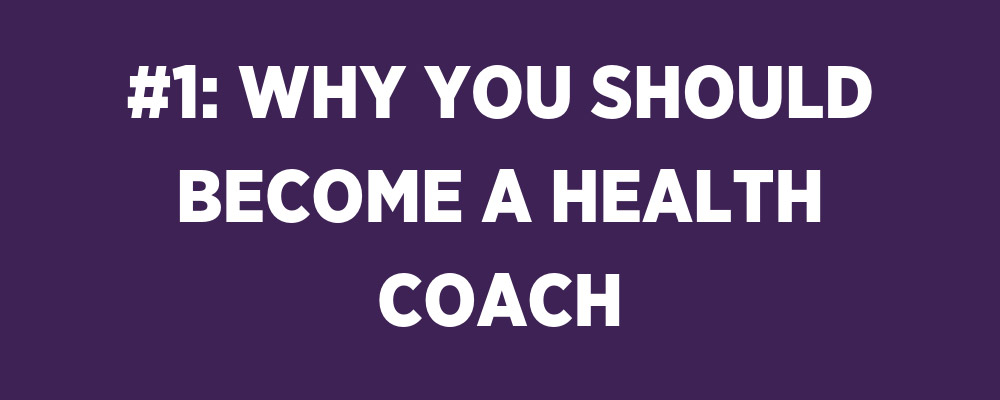 become a health coaching