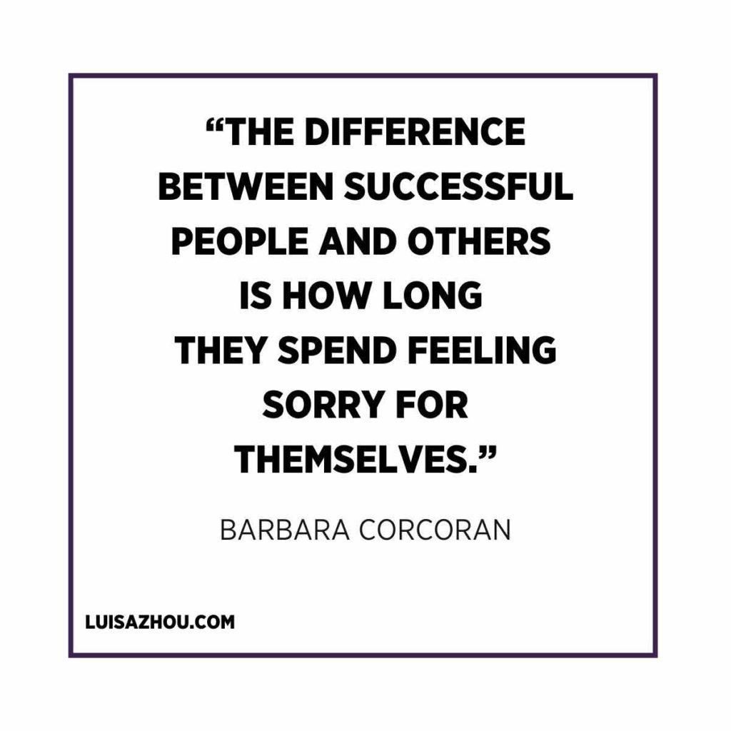 Barbara Corcoran quote