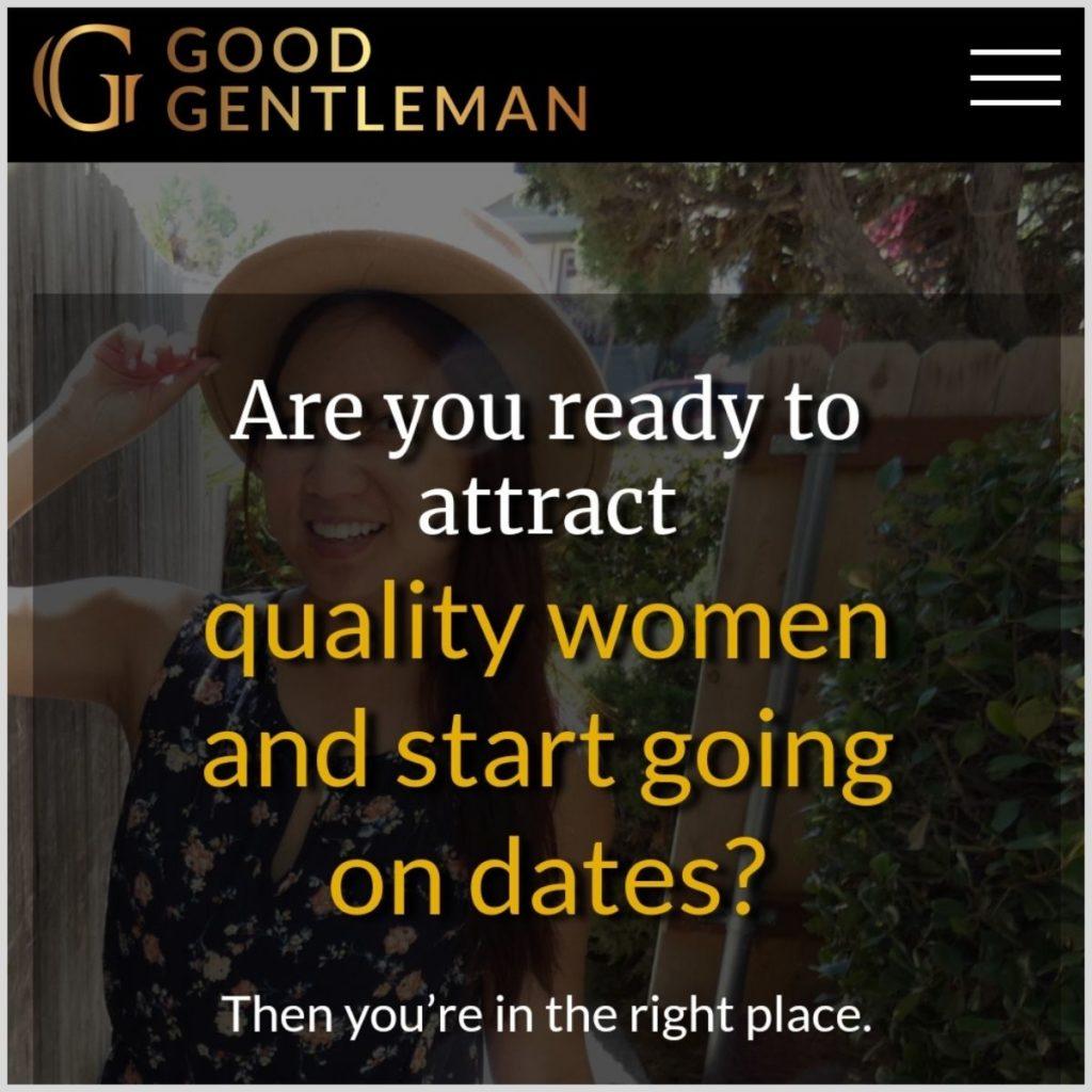 Ruby Lee Good Gentleman website
