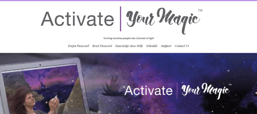 activate your magic course example