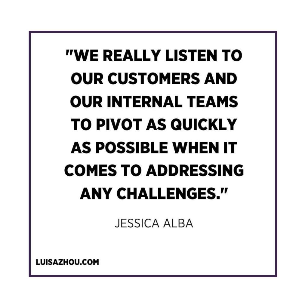 Jessica Alba quote