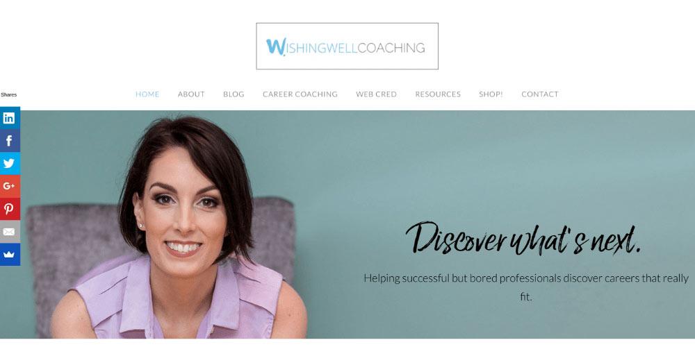 Jessica Sweet website