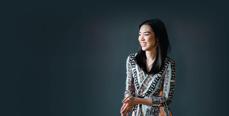 Meet Luisa Zhou, Business Coach