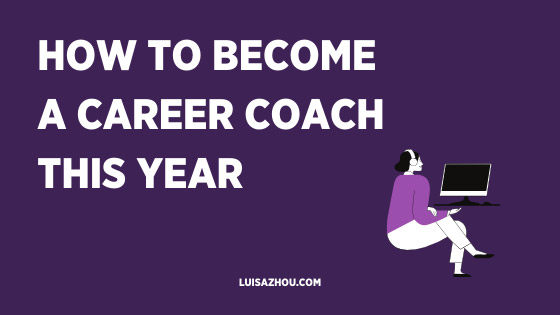 become a career coach banner