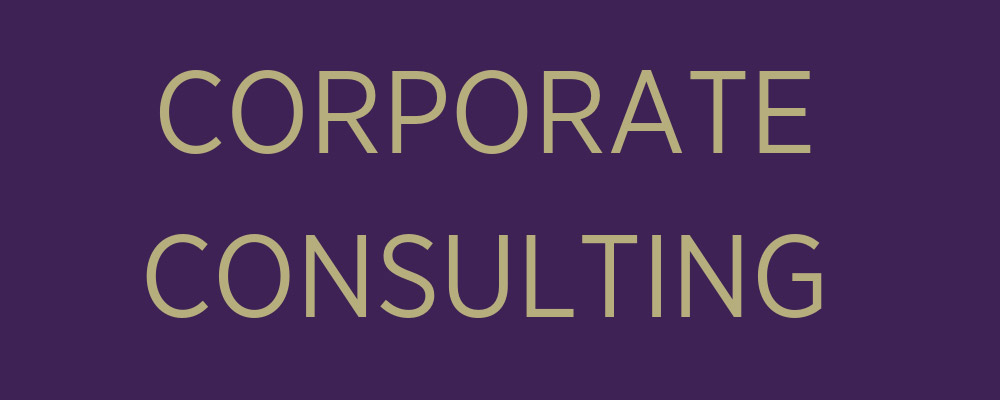 corporate consulting banner