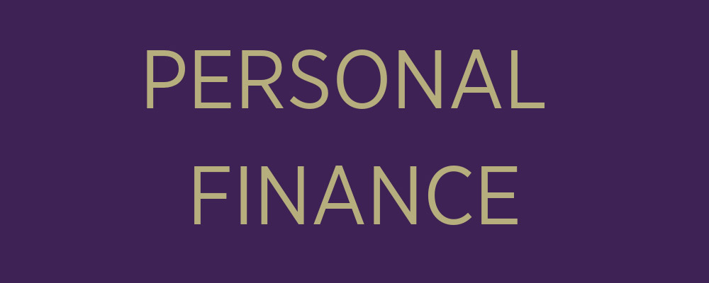 personal finance banner