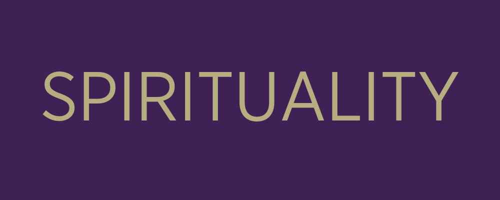 spirituality banner