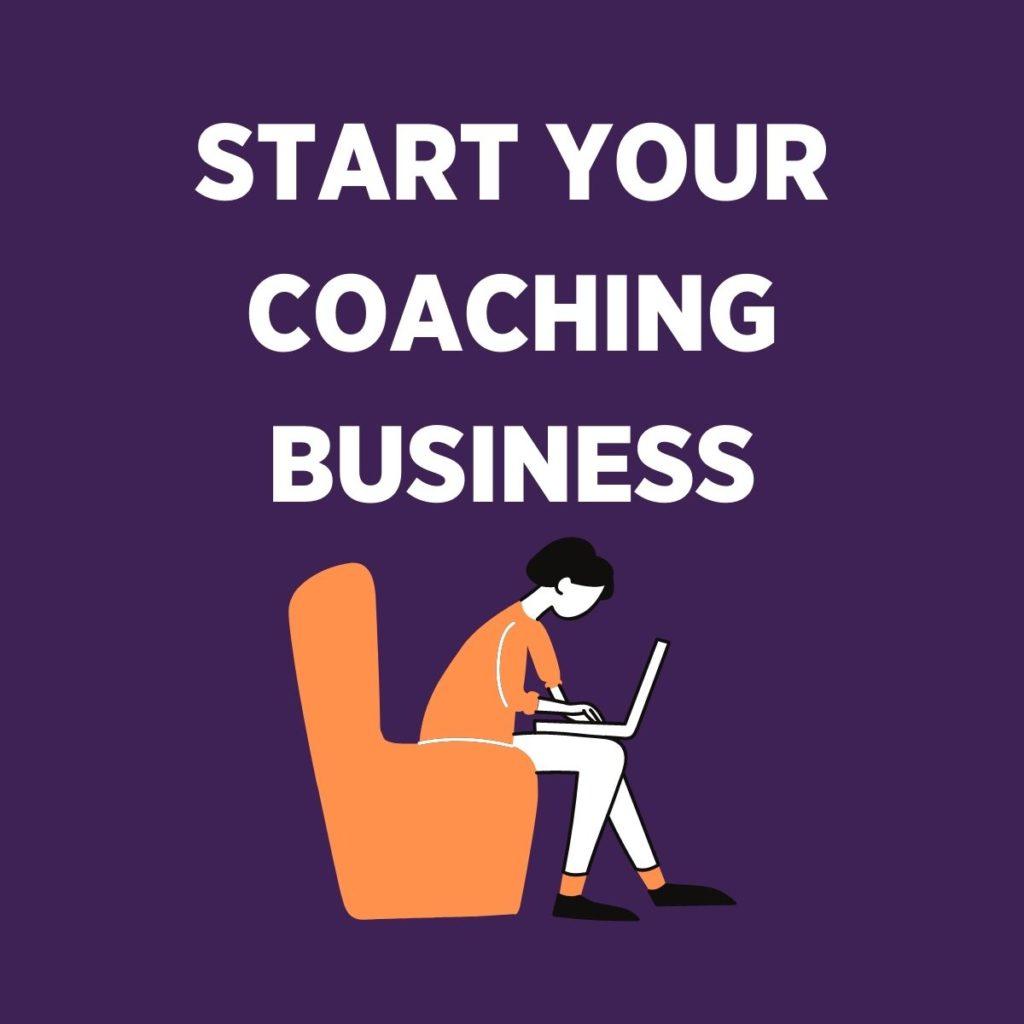 start your coaching business