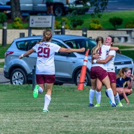 Lee University Women's Soccer Game