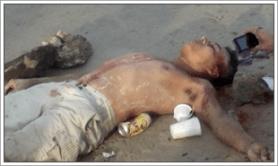 Jovem identificado como 'Buda' foi vítima de espancamento na Praia do Meio