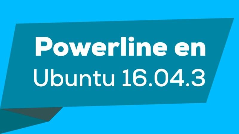 Powerline en Ubuntu