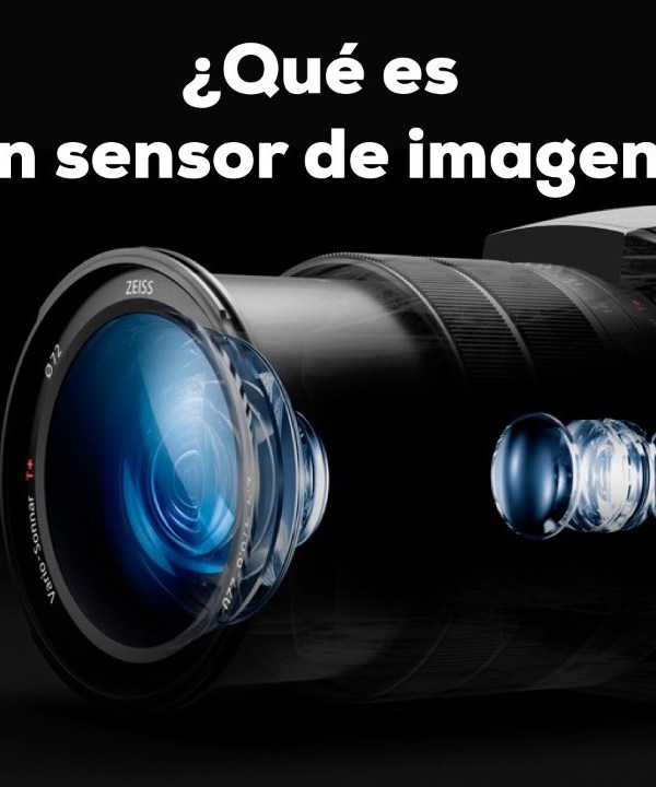 ¿Qué es un sensor de imagen?
