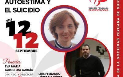 CONFERENCIA INTERNACIONAL. INFLUENCIA REDES SOCIALES E INTERNET EN LA AUTOLESIÓN Y SUICIDIO