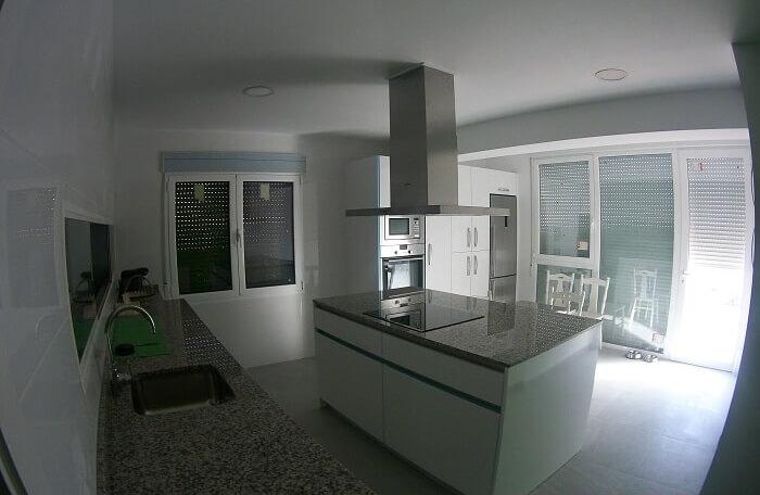 Construccin Cocina en Isla  Luis Gracia Carpintero