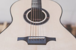 Luis Guerrero Spanish Acoustic Guitars F Series detail body