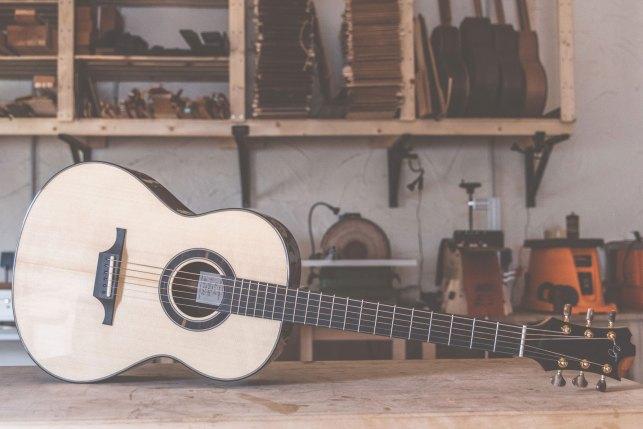 Luis Guerrero Spanish Acoustic Guitars F Series