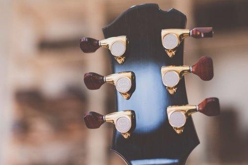 Luis Guerrero Spanish Acoustic Guitars J Series body