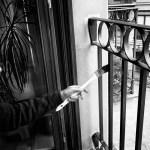 Día 9 – Pintando el balcón