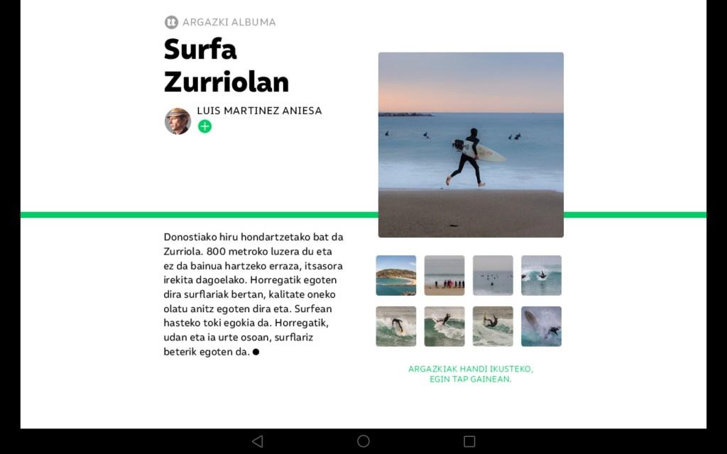 Surfa Zurriolan