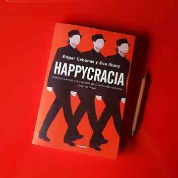 happycracia libros edgar cabanas